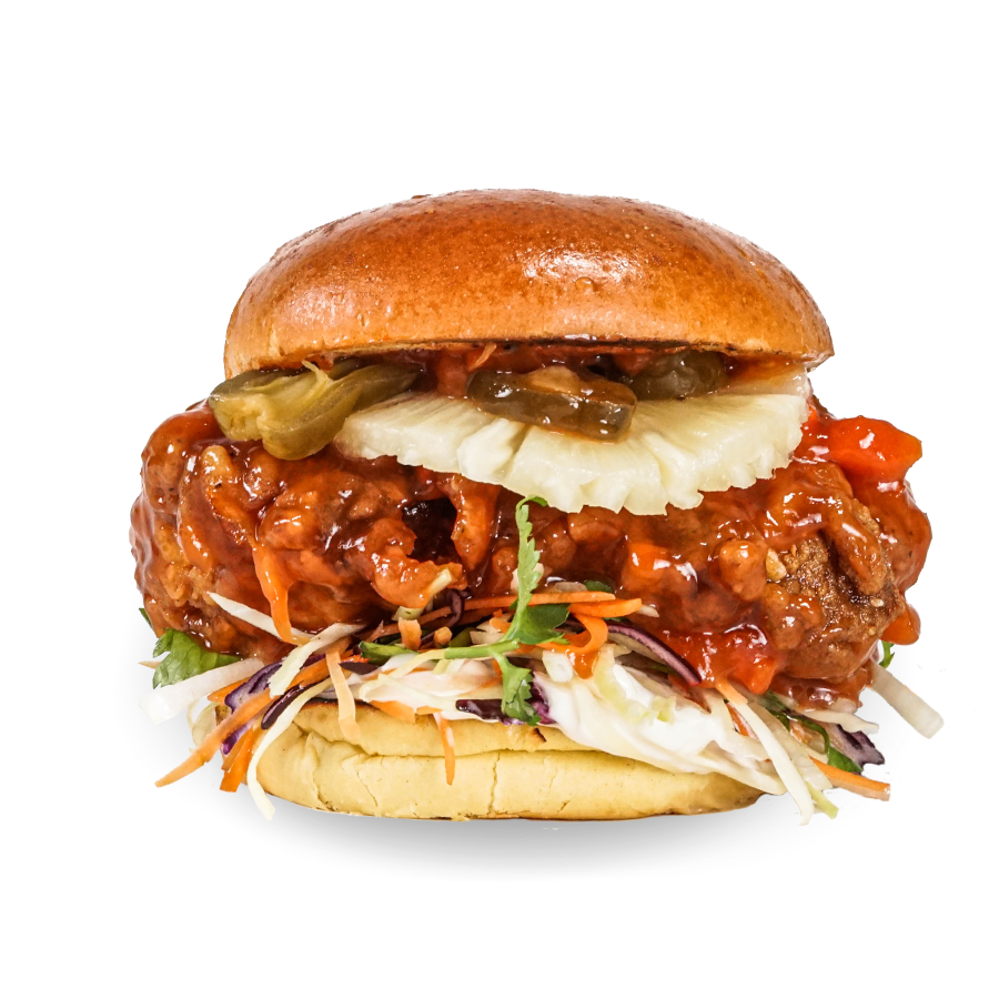 Sweet and Sour Burger